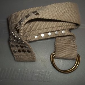 Accessories - Adjustable belt.  Will fit 40 inch waist and under